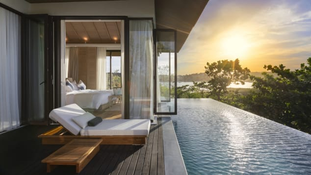 Cape Fahn Hotel, Koh Samui_Pool Villa 2