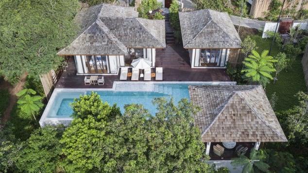 Cape Fahn Hotel, Koh Samui_Tropical Two-Bedroom Pool Villa