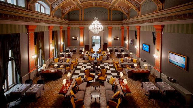 Courtesy Mystery Hotel Budapest