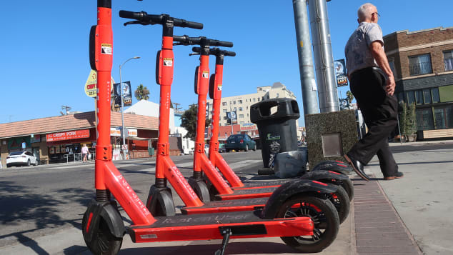 scooters los angeles