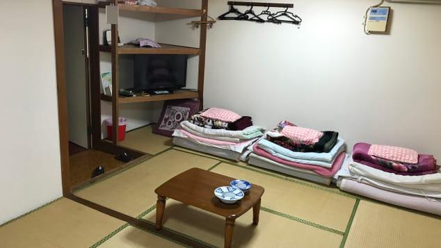asahi ryokan room