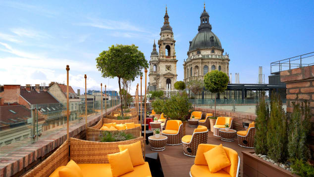 High Note Skybar, Aria Hotel Budapest