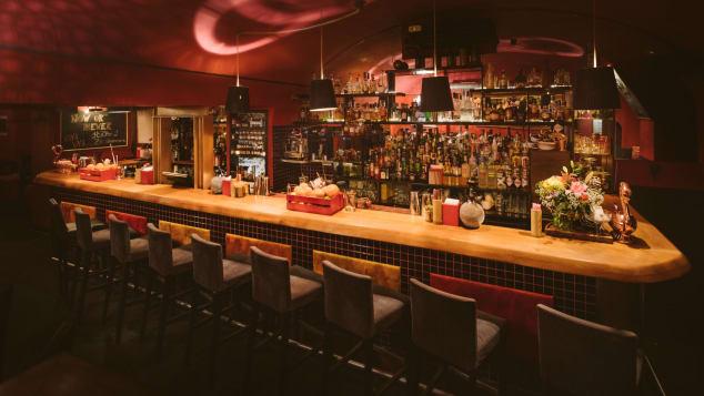 Boutiq'Bar, Budapest