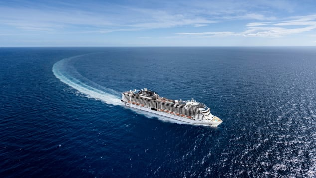 MSC Cruises will be the first line to declare itself carbon neutral, thanks to its carbon offsets program and emissions-reducing initiatives.