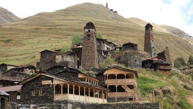 Georgia Tourism dreamy places