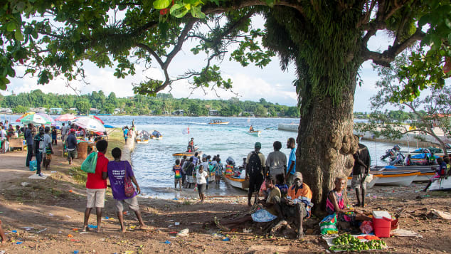 Bougainville's independence vote passed by an overwhelming 98 percent.