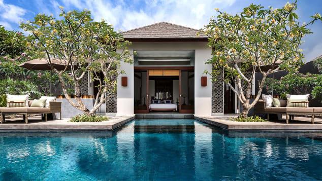 The Legian Sire One Bedroom Beachfront Villa - Overview