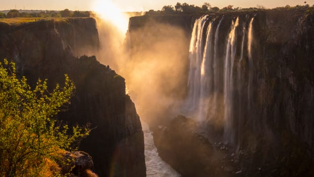 Victoria Falls offers thundering cascades, white water rafting, zip line facilities and bungee jumping. (Shutterstock)
