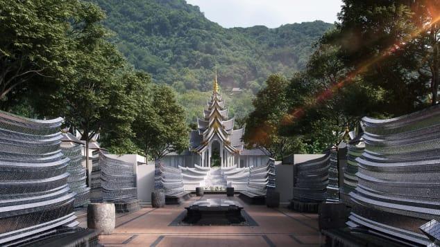 InterContinental Hotels & Resorts SawanPavillion_rendering