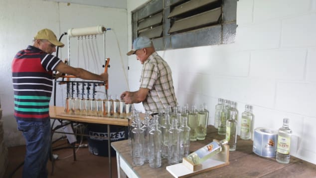Planalto Farm is a family-run business in the state of São Paulo.
