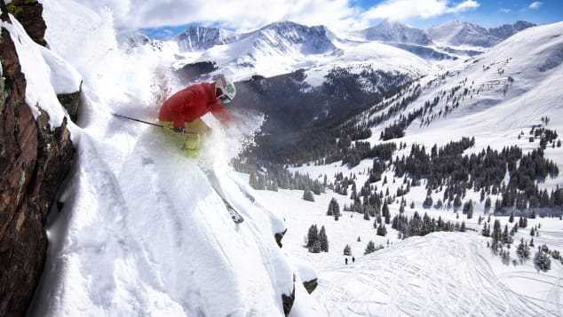 ski lifts cooper mountain