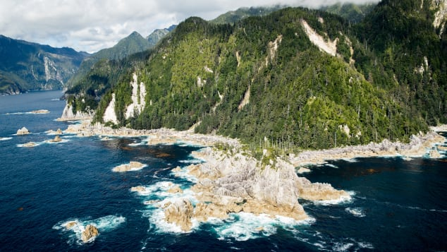 """This remote archipelago off the northwestern coast of British Columbia is gorgeous """""""" and ripe for exploration."""