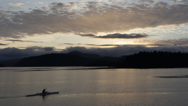 How you get to Haida Gwaii is all part of the adventure, requiring some combination of air, water and land transport.