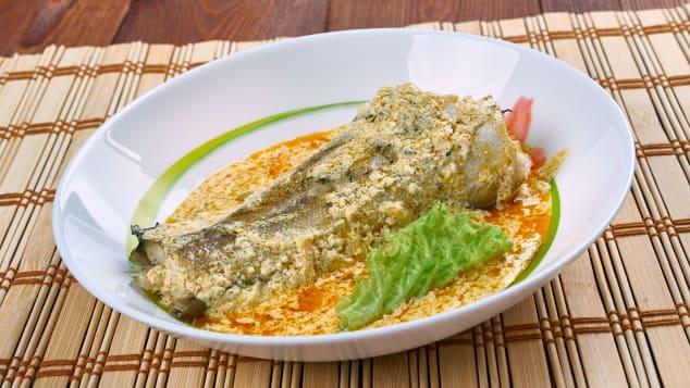 Mas riha is a popular Maldivian fish curry.