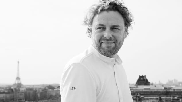 Arnaud Donckele, Cheval Blanc Paris