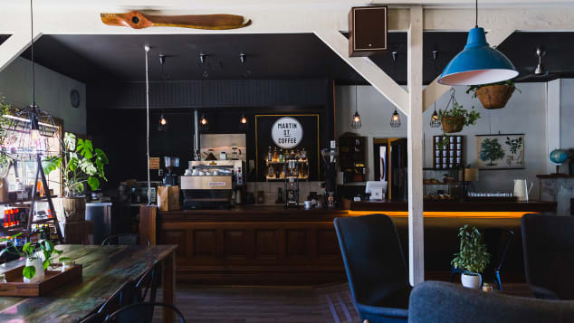 Martin Street Coffee is named one of the best coffee roasters in Victoria.