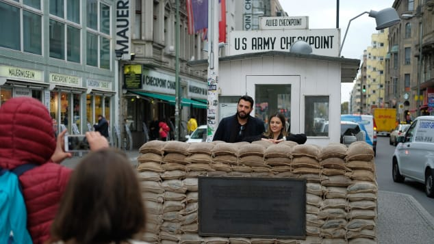 In 2019, companies charging tourists for photos of Checkpoint Charlie were shut down by the German government.