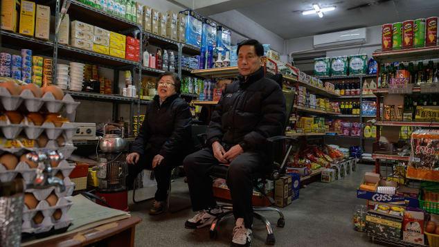 parasite in seoul Woori Supermarket – Seoul's Doijissal Supermarket (or Pig Rice Supermarket)