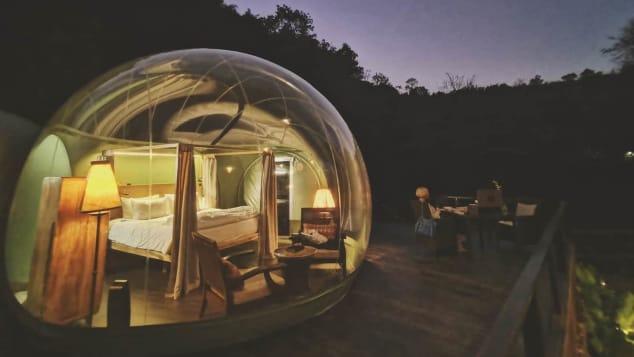 Jungle Bubbles Chiang Rai Anantara