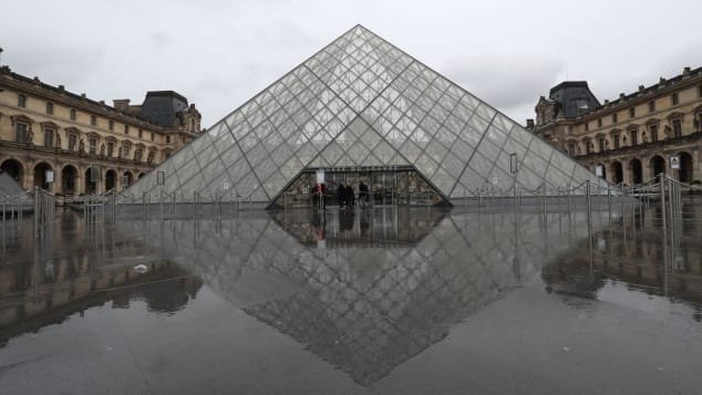 Europe's attractions like the Louvre will lure visitors back.