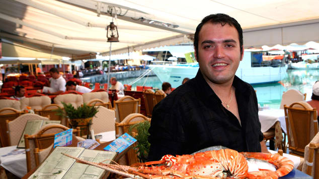 Greece will still be offering warm welcomes... and delicious seafood... when the crisis is over.