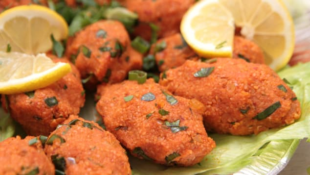 Mercimek kofte is a hugely popular Turkish appetizer or side dish