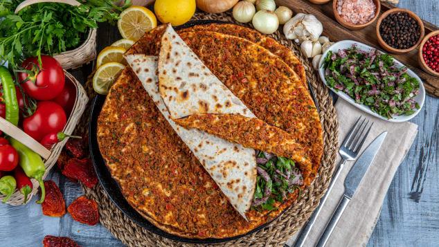 Lahmacun is commonly referred to as Turkish Pizza