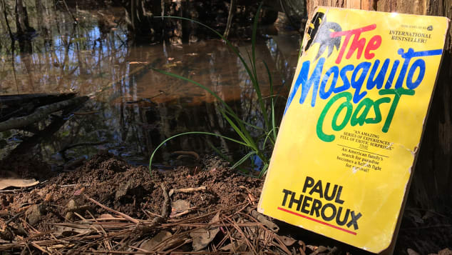 """""""The Mosquito Coast"""" by Paul Theroux"""