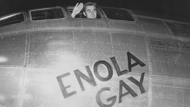 04 hiroshima enola gay atomic bomb anniversary RESTRICTED