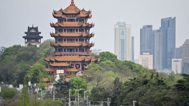 The place Chinese travelers want to visit in 2020 is... Wuhan