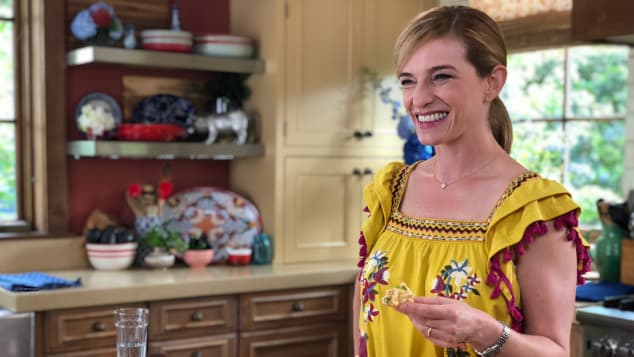 "Pati Jinich's cooking and adventures in Mexico are documented on ""Pati's Mexican Kitchen"" on PBS and Amazon Prime."