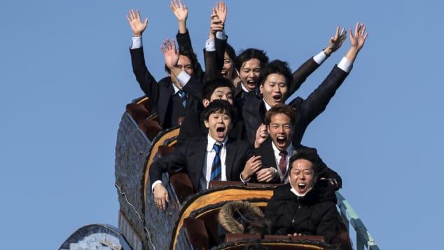 Japan amusement parks 2020 covid-19