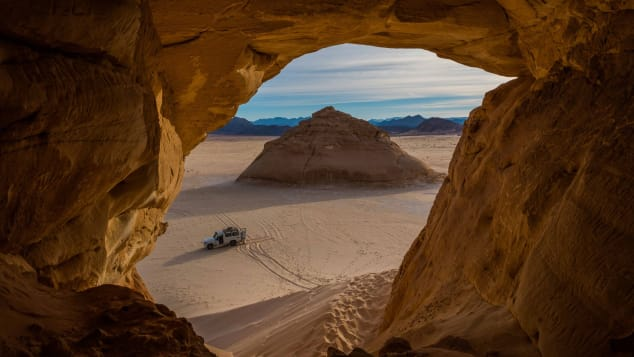 Attractions in Egypt's Sinai