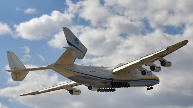 Ан-225 был задуман для перевозки космических кораблейGENYA SAVILOV/AFP via Getty Images