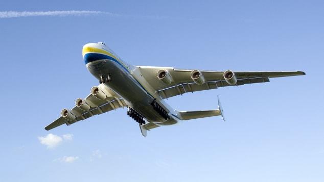 Ан-225 установил множество мировых рекордов.