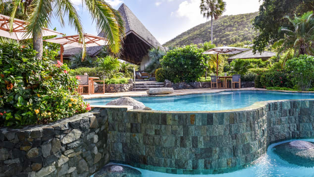 Rosewood Little Dix Bay in Virgin Gorda is near 80% occupancy between December 19 and January 3.