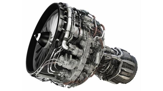 Safran mengatakan mesin CFM LEAP-1C menawarkan pengurangan 15% dalam konsumsi bahan bakar dan emisi CO2.