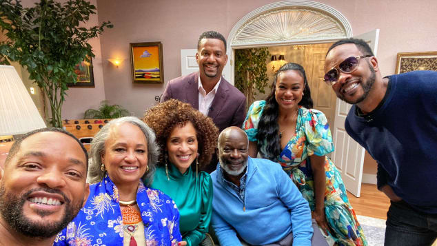 "The original ""Fresh Prince"" cast will appear in an HBO reunion special."