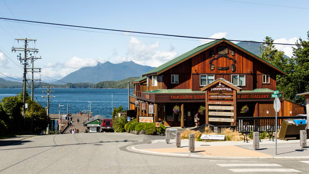 Tofino's tourist scene has grown in recent years, but the vibe continues to be low-key and laid-back.