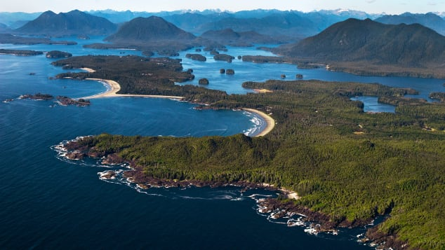 The metamorphosis of Tofino began in the 1970s, after Pacific Rim National Park opened and the road to town was finally paved.
