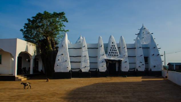 "Larabanga Mosque -- the ""Mecca of West Africa."""