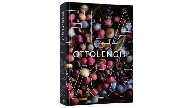 """""""Ottolenghi Flavor"""" is broken up into unique-sounding sections -- process, pairing, produce -- each with the intention of maximizing flavor using certain cooking methods and pairing techniques"""