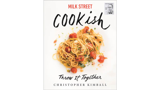 """""""Milk Street: Cookish: Throw It Together"""" somehow read my working-mom mind in a cookbook that asks you to invest in a power pantry then delivers recipes that boast ease, flavor, and variety"""