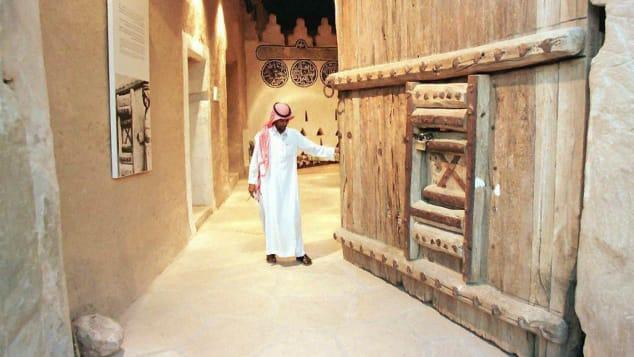 Masmak Fort: Where it all started for Saudi Arabia. RABIH MOGHRABI/AFP via Getty Images