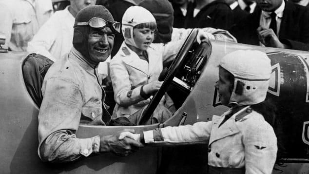 American racing driver Ralph De Palma was born in Biccari.