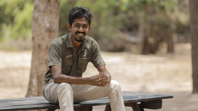 In response to the pandemic, Leopard Trails ranger Dhanula Jayasinghe created a virtual safari on Airbnb.