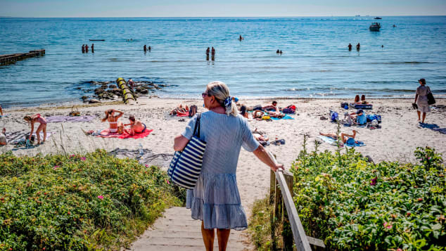 """Business officials say a Covid passport could allow Denmark to have a """"summer of joy."""""""