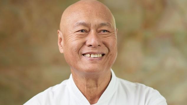Chef Damian D'Silva makes heritage cuisine in Singapore. His menu at Restaurant Kin features Chinese, Malay, Indian, Eurasian, and Peranakan classic dishes.