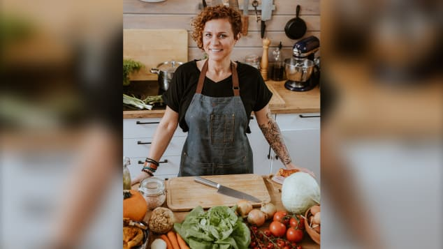Anna Hurning, the creator of the blog Polish Your Kitchen, was born and raised in Poland and now lives in Szczecin in the northwest region.