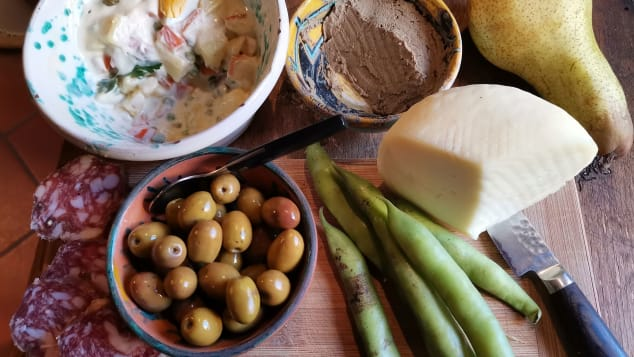 04 Italian Easter dishes